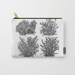 Shrub Studies Carry-All Pouch
