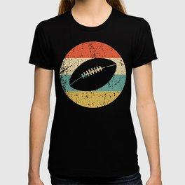Football Vintage Retro Football T-shirt