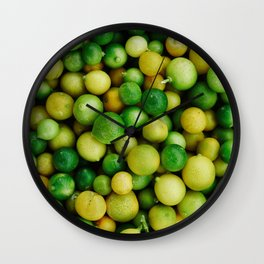 citris circus Wall Clock
