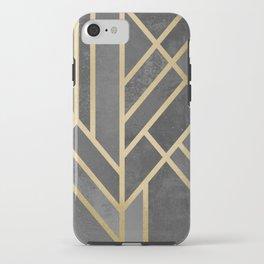 Art Deco Geometry 1 iPhone Case