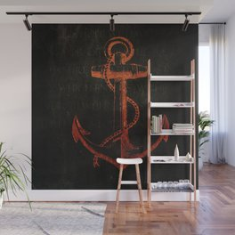 Anchor Wall Mural