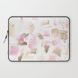 180515 Abstract Watercolour Wp 8 | Watercolor Brush Strokes Laptop Sleeve