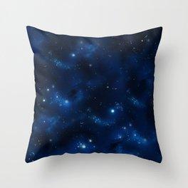 Space: Nenkaakso Front (Original) Throw Pillow