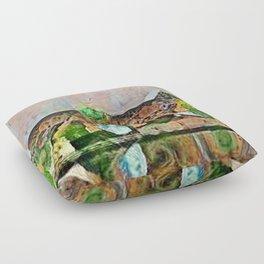 Potsdam Park Sanssouci Floor Pillow