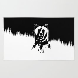 Bear Spirit Rug