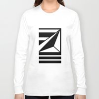 prism Long Sleeve T-shirts featuring Prism by MANYOUFACTURE