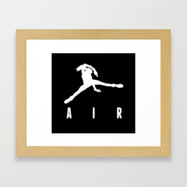 Air Aran Framed Art Print
