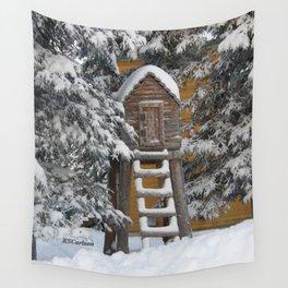 Keeping Things Way Cool Wall Tapestry