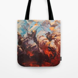 Otherwordly Things Tote Bag