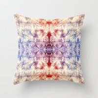 macaroon Throw Pillows featuring Macaroon Coso by Hannibal the Animal