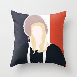 COSETTE – LES MISÉRABLES Throw Pillow