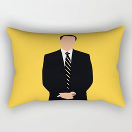 The Wolf of Wall Street movie Rectangular Pillow