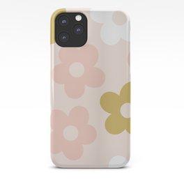 Pastel Flowers iPhone Case