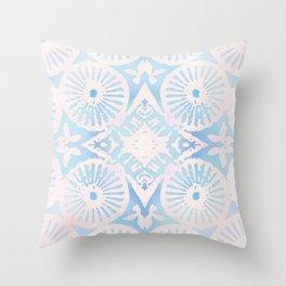 androgynous Throw Pillow