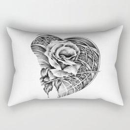 Rose Beat Rectangular Pillow