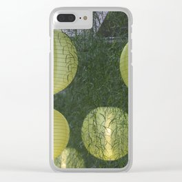 Longwood Gardens Autumn Series 250 Clear iPhone Case
