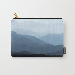 Andes mountains. Carry-All Pouch