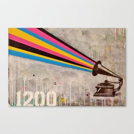 The 1200's Canvas Print