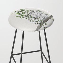 Vase 2 Bar Stool