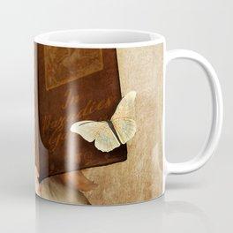 The Reader Coffee Mug