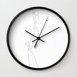 Composition #7 2016 Wall Clock