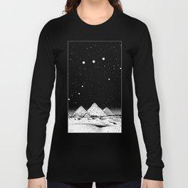 The Pyramids of Giza Long Sleeve T-shirt