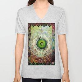 The Eye Om Unisex V-Neck