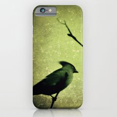 Waxwing iPhone 6s Slim Case