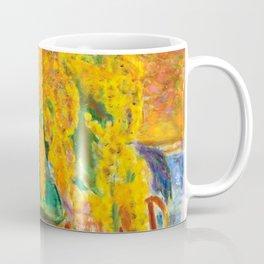Pierre Bonnard - Bouquet de Mimosas - Les Nabis Painting Coffee Mug