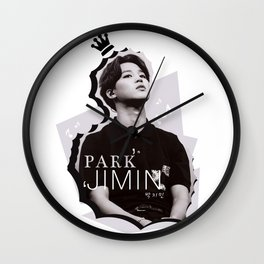 BTS - JIMIN Wall Clock