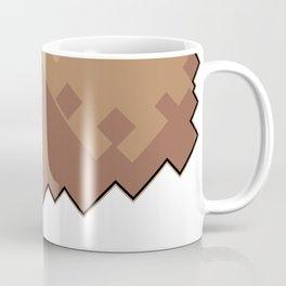 8 bit chicken Coffee Mug