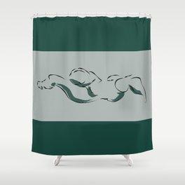 Vanity 18 Shower Curtain
