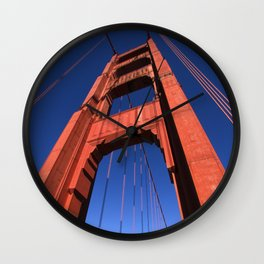 Golden Gate South Tower Wall Clock