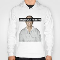 britney spears Hoodies featuring American Psycho - Britney Spears by hunnydoll