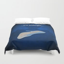 Calamity Collection, Series 1 - Slipper Duvet Cover