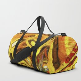 Spice Bazaar Istanbul Van gogh Duffle Bag