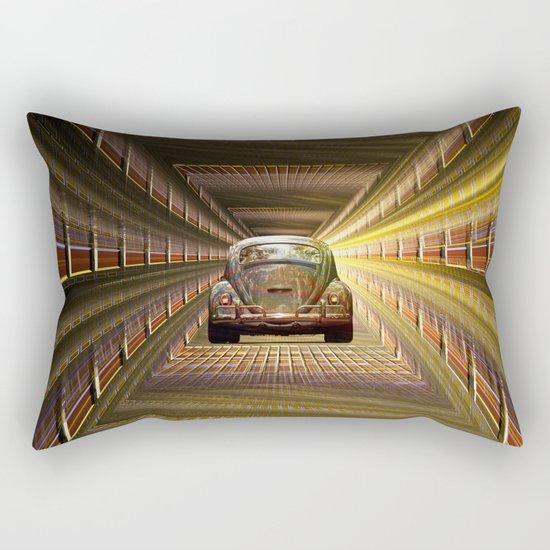 New Adventures Rectangular Pillow