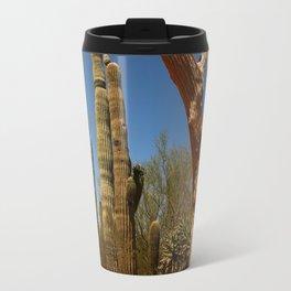 In The Desert Travel Mug