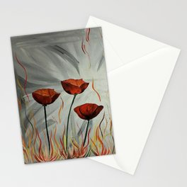 Magic Three Stationery Cards