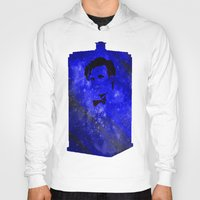 doctor who Hoodies featuring Doctor Who by Fimbis
