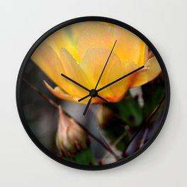 The Pain of Beauty Wall Clock