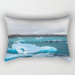 Cryokinesis - Southern Iceland Rectangular Pillow