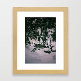 ITF Till Death 1 Framed Art Print