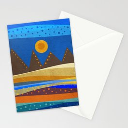 Textures/Abstract 143 Stationery Cards