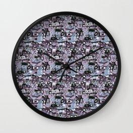 Wavvs Wall Clock
