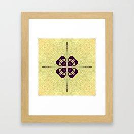 Serie Klai 012 Framed Art Print