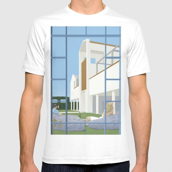 Winery Afternoon T-shirt