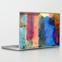 water color Laptop & iPad Skins featuring water color by Pao Designs