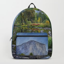 Valley View 6656 - Yosemite National Park, CA Backpack