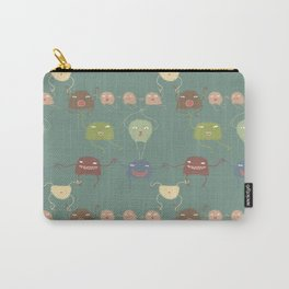 Fuzzy monsters infinity Carry-All Pouch